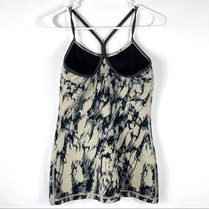 lululemon athletica Tops - LULULEMON Womens Tank Top Size 6 Tie Dye